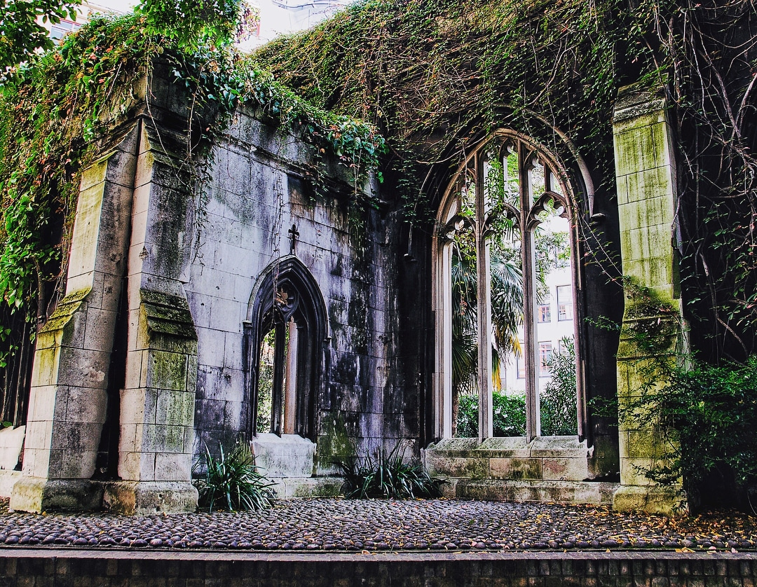 St. Dunstan In the East, Londra,