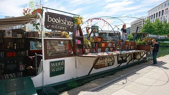 Word On The Water: The Beaut Bookshop Floating On Regent's Canal
