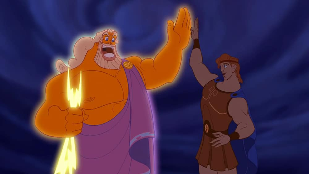 hercules-disney-high-five