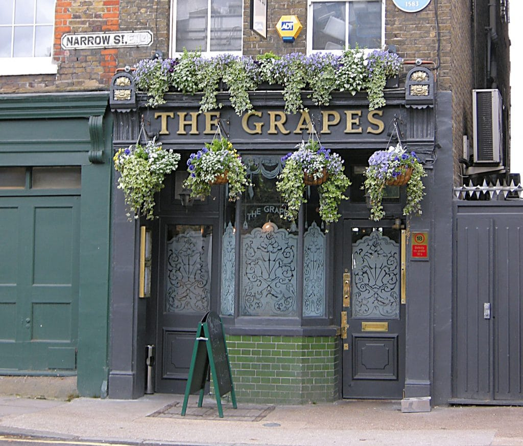 The Grapes (? by Hornbeam Arts)