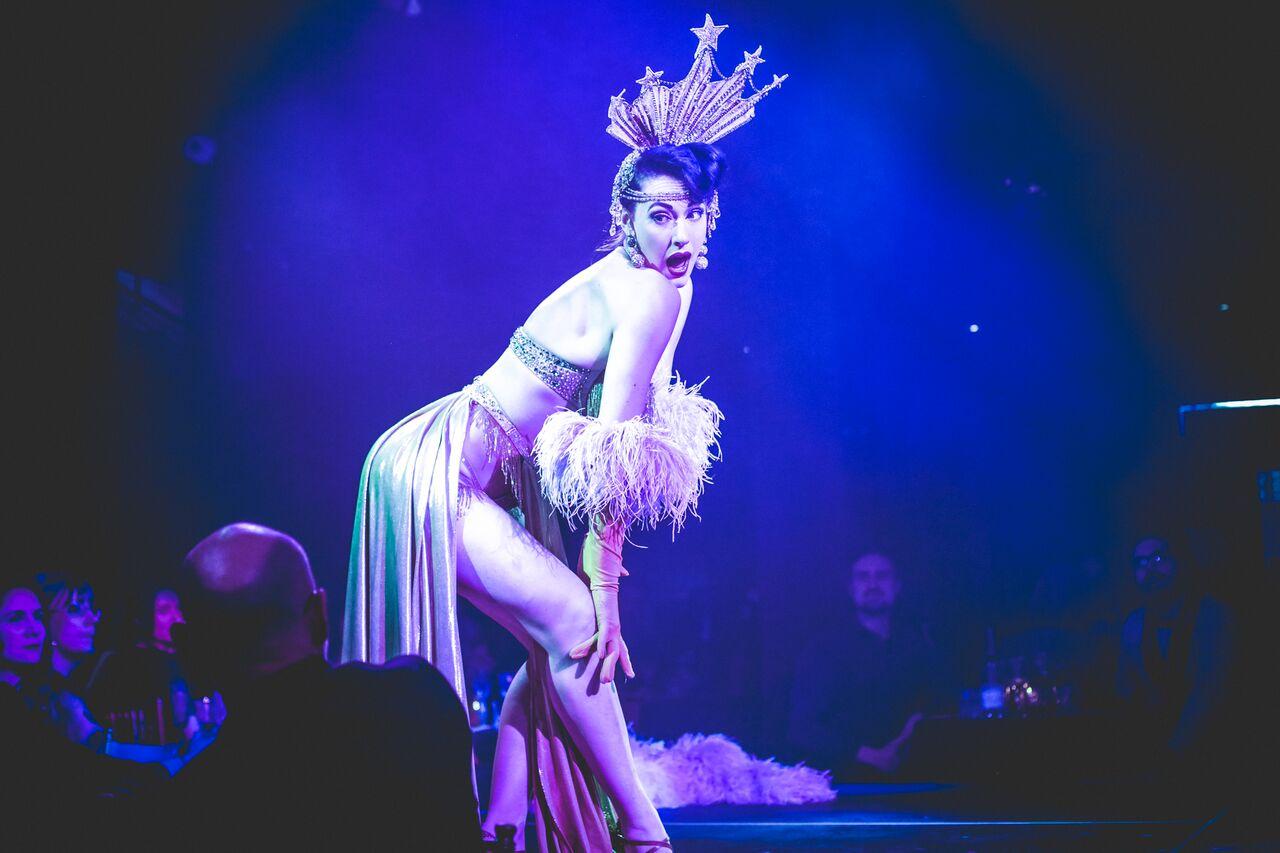 Burlesque London Show Photo