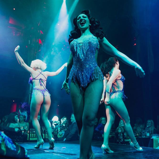 London Burlesque Proud Cabaret Show