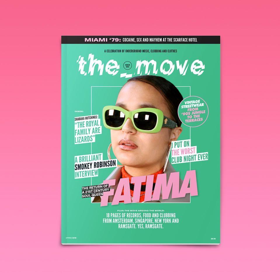 Move Magazine Clubbing