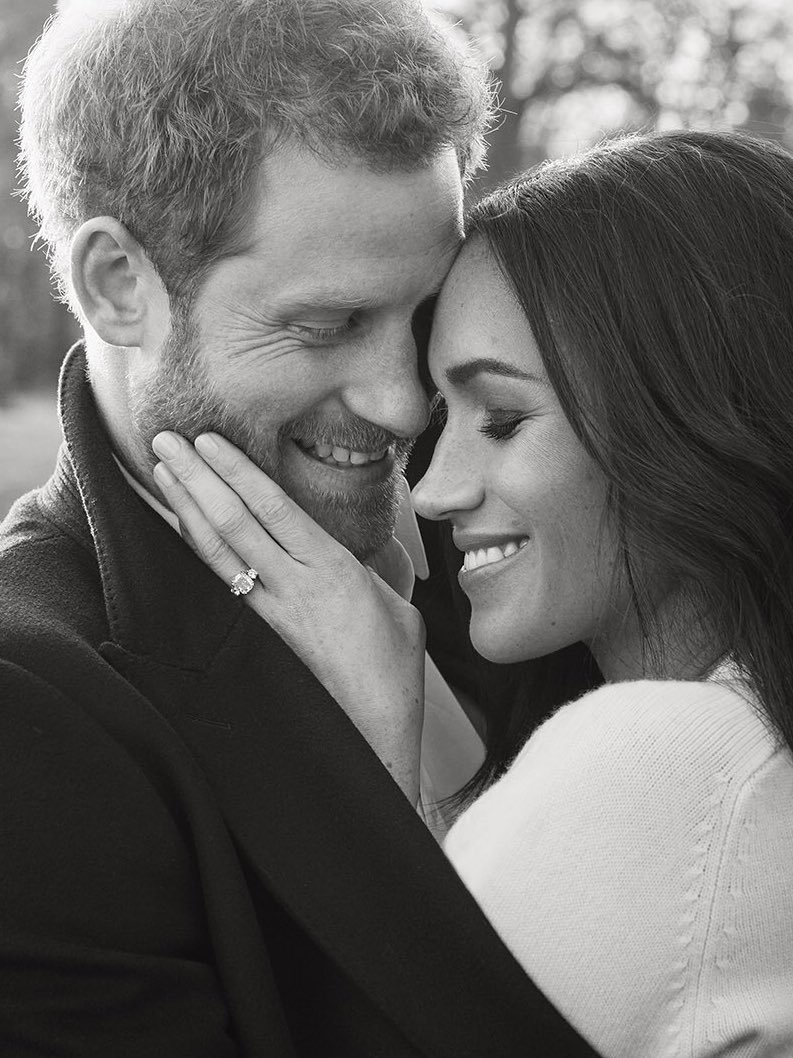 Prince Harry Meghan Engaged