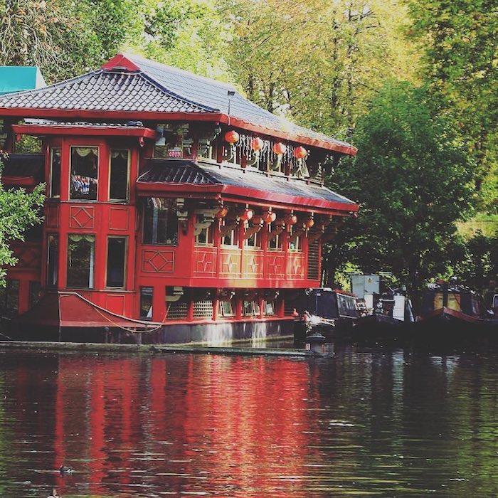 Regents Canal Feng Shang Princess