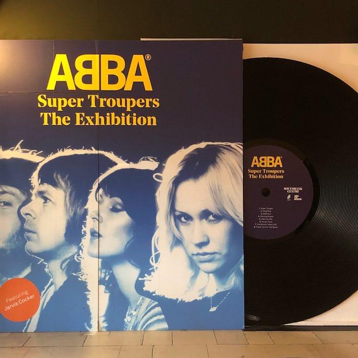 ABBA Exhibition Southbank