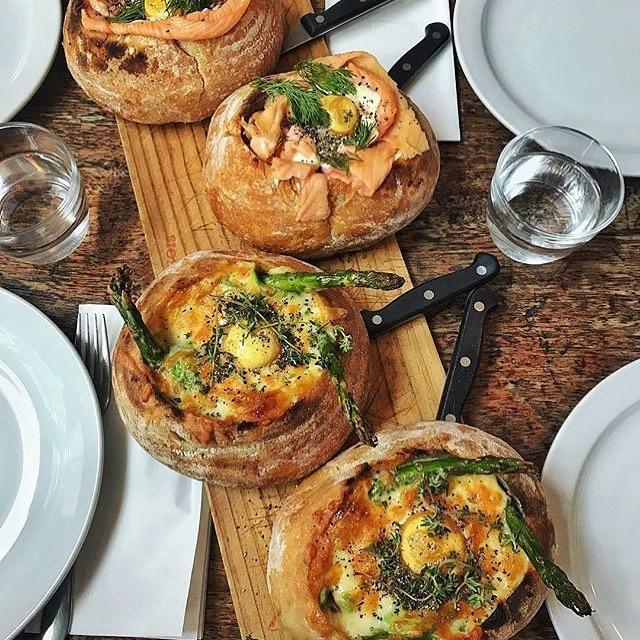 Breakfast Bread Barge House