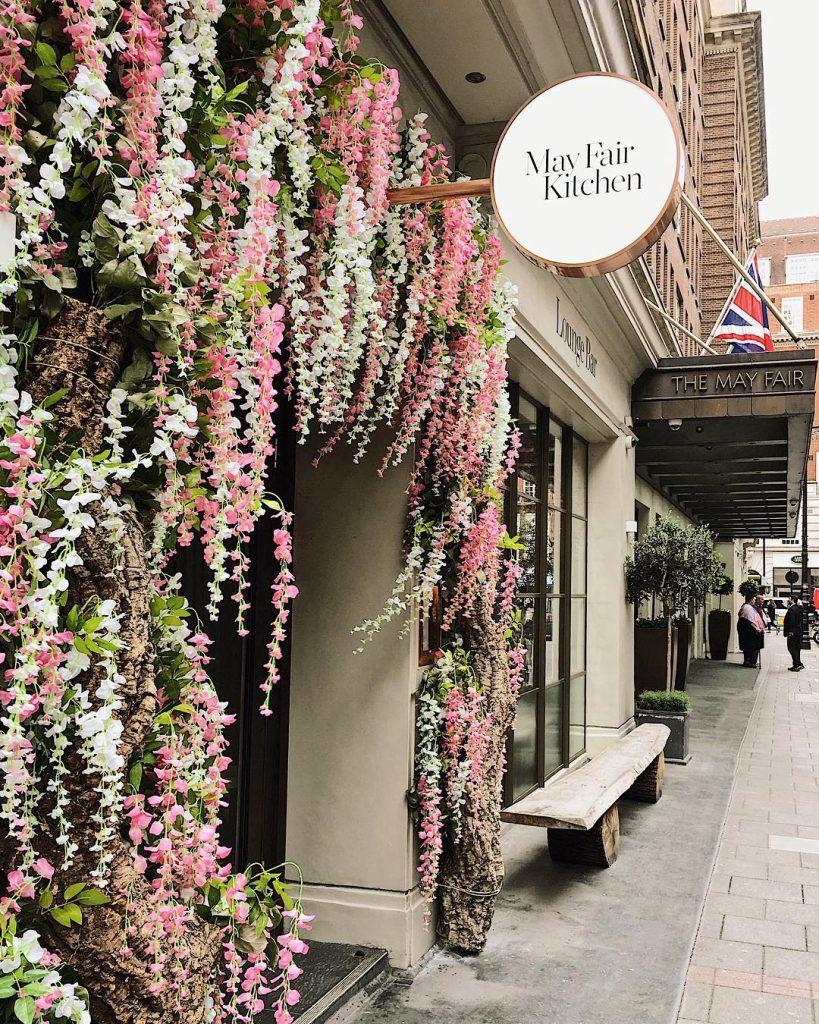 Chelsea in bloom
