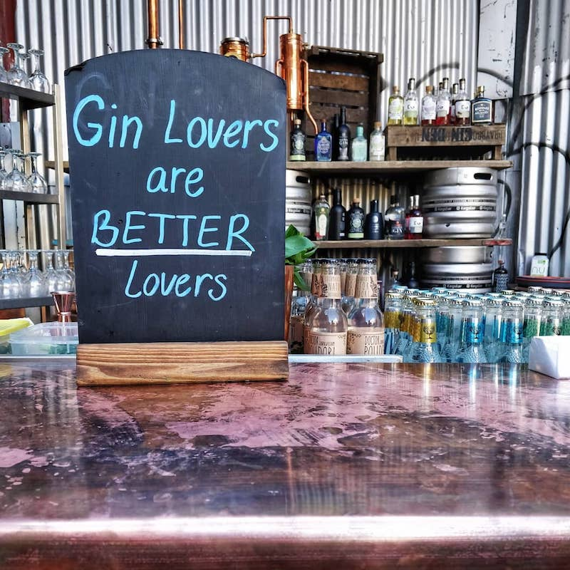 GIn Lovers Are Better Lovers