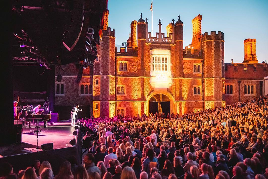 Hampton Court Palace Music Festival London