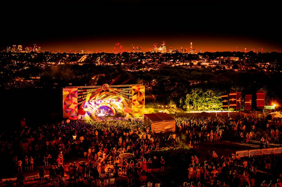 Kaleidoscope Festival London