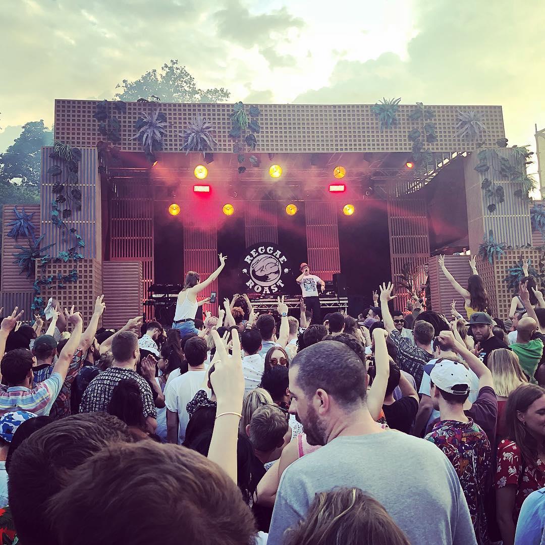 Music Festival in London Jam On Rye
