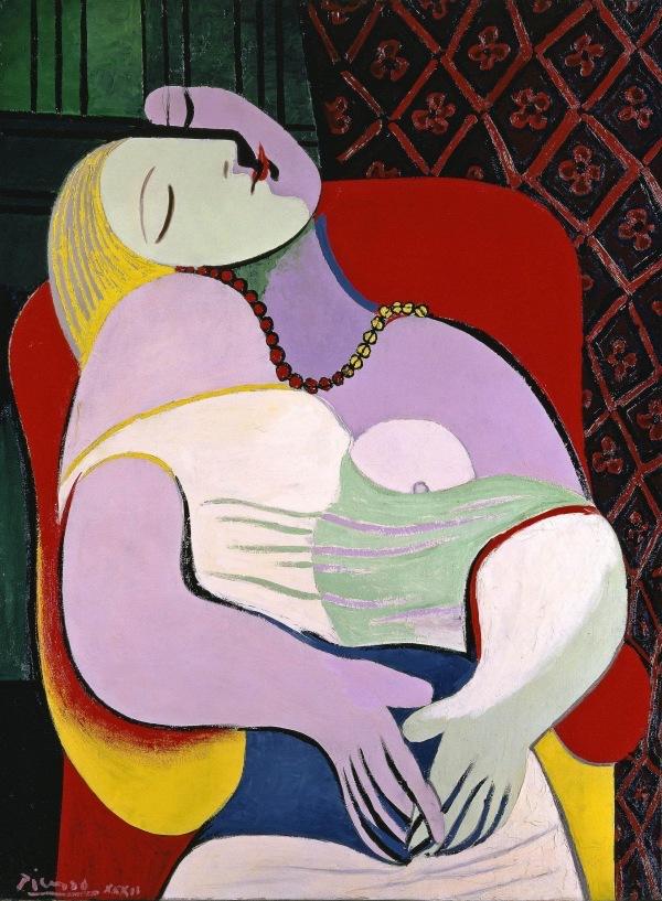 Picasso exhibition London