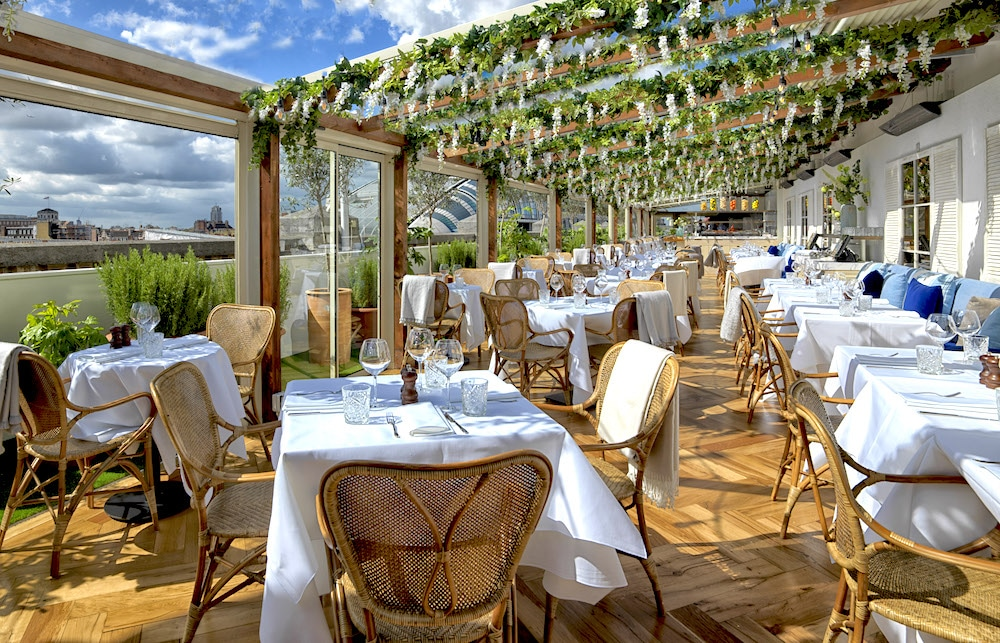 Selfridges Glorious Rooftop Restaurant Is Open For Summer