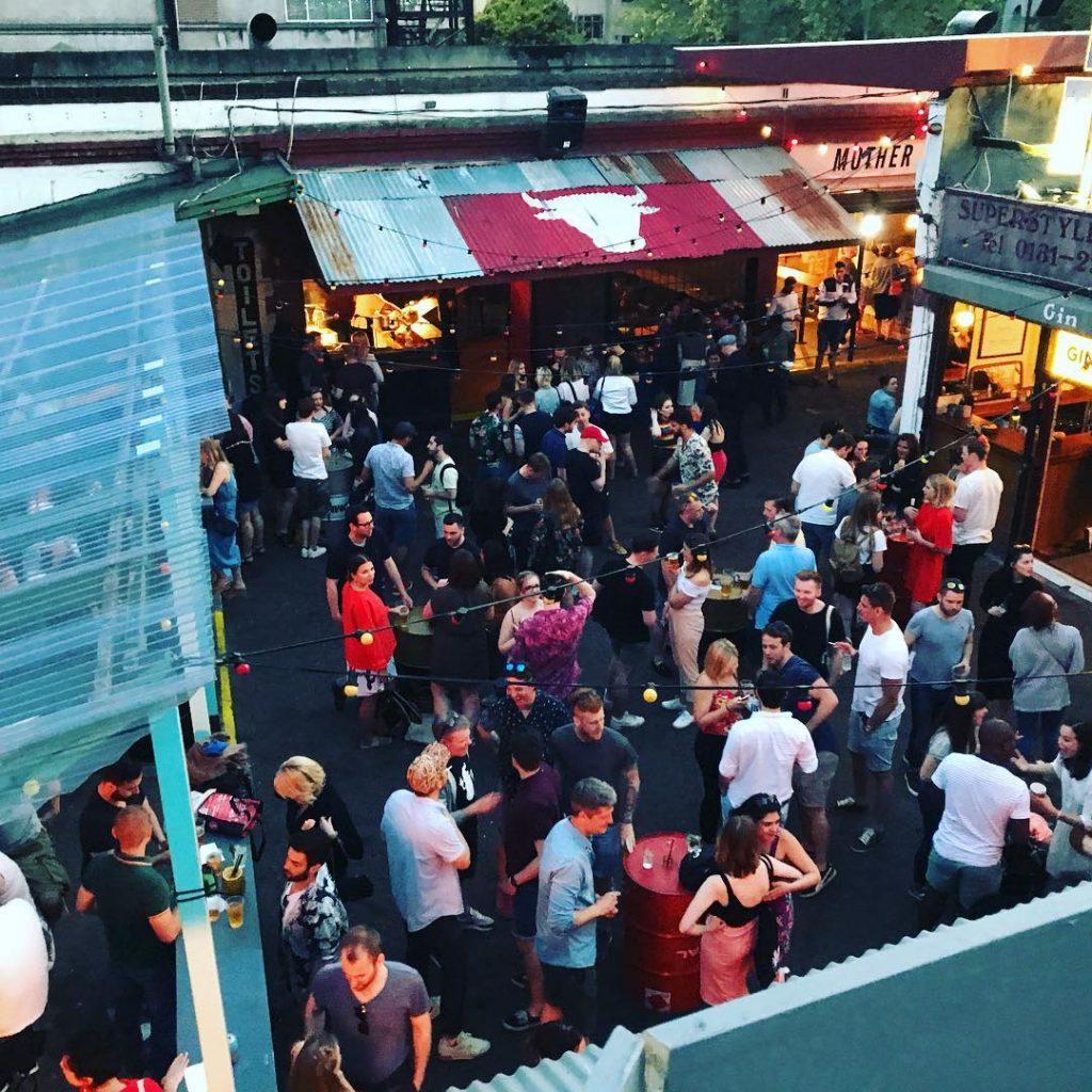 Street Food Lewisham Model Market