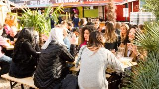 Street Food Markets London