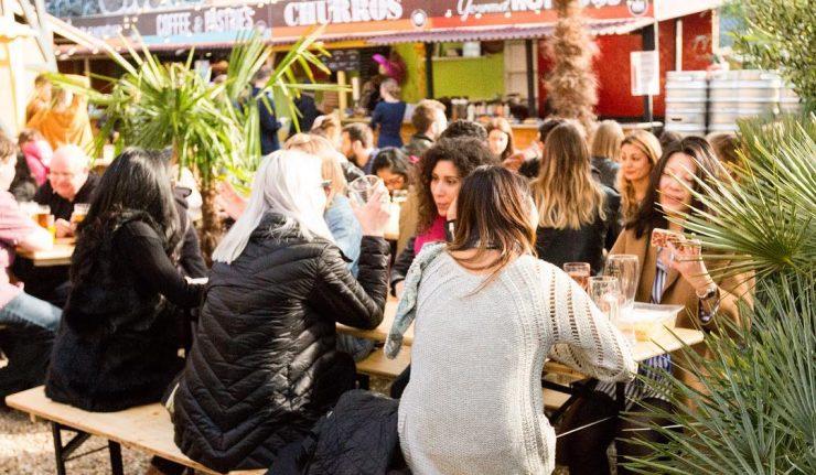 Street Food Markets London