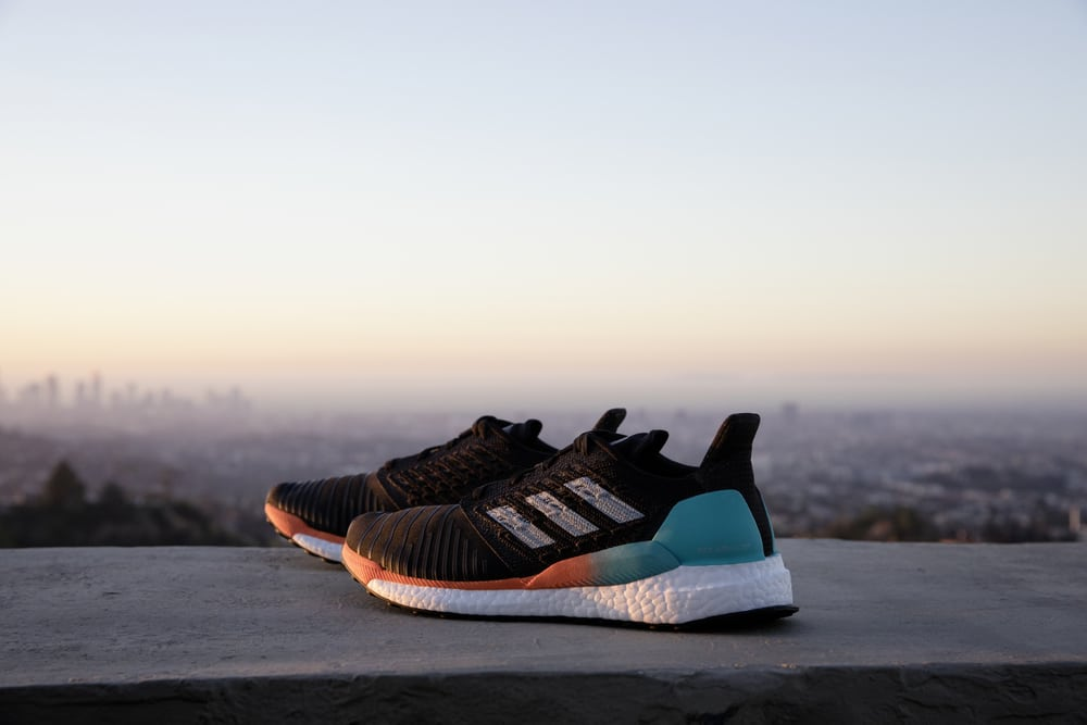 272eff050 adidas Are Giving Away Brand-New SolarBOOST Trainers In London This ...