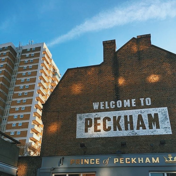 Welcome to Peckham
