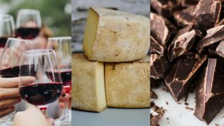wine cheese chocolate festival