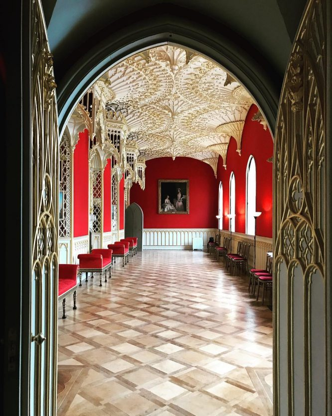 Strawberry Hill House @beatricedelarragoiti