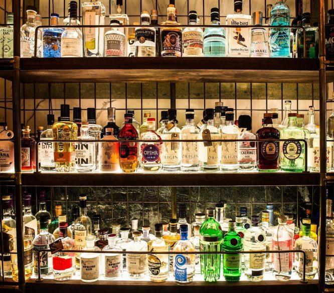 [Photo: @holborndiningroom] gin 500