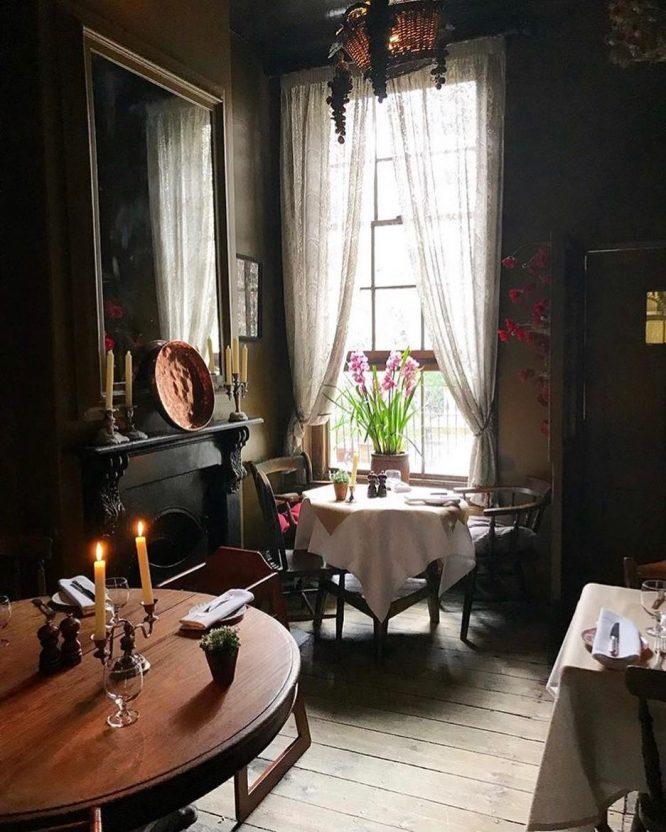 @thechicshopperbelgravia french restaurant