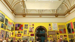 Art exhibitions london 2018