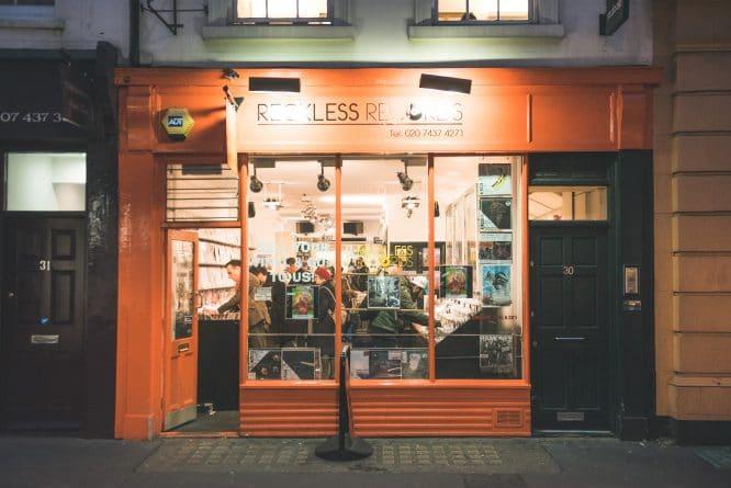 Berwick Street Soho Music Month