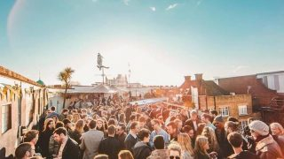 Brixton Rooftop Party