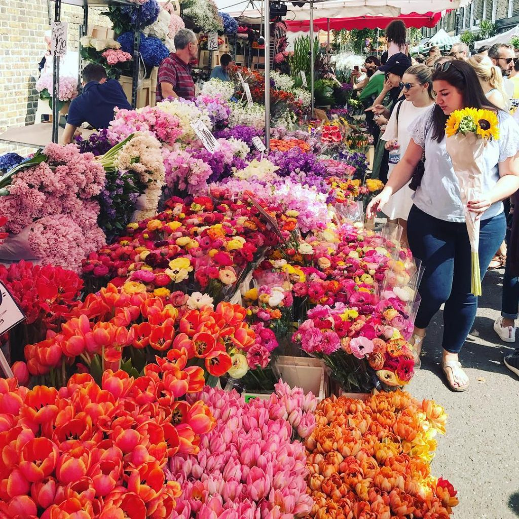 Secret Ldn Reveal What Outdoor Markets Are Open Whats Open Now