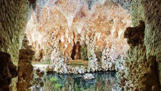 Crystal Grotto London