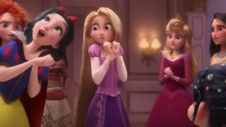 Disney Princesses 3D Wreck It Ralph