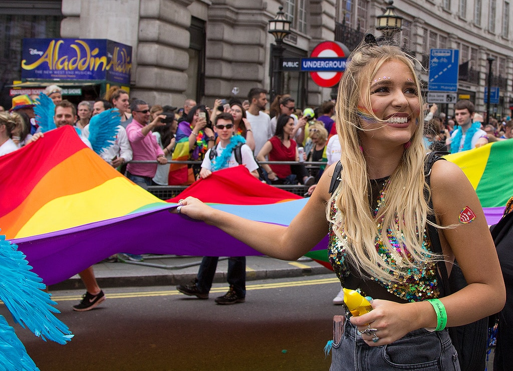 Pride In London Festival 2018
