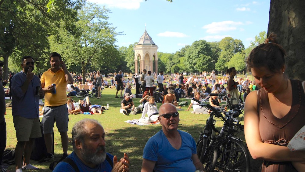 Pride Picnic London LGBT