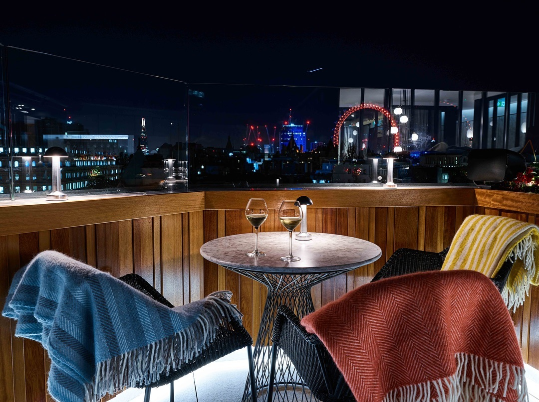Rooftop Bar SW1 LONDON