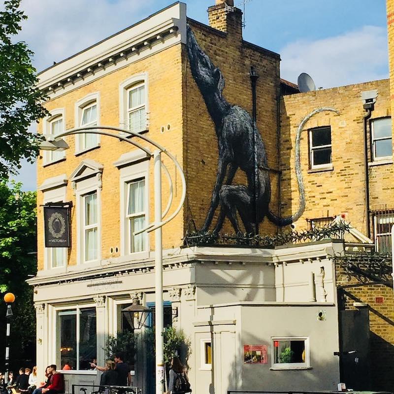 Victoria Inn Peckham Pub