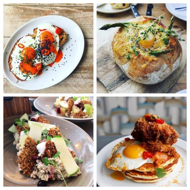 Hoxton Restaurants