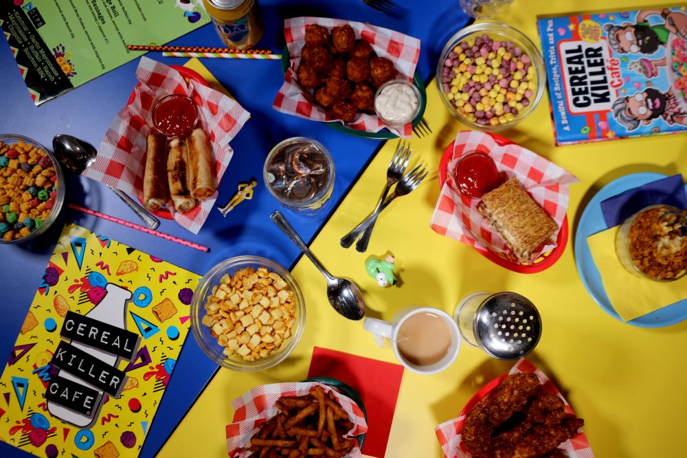 cereal-spread