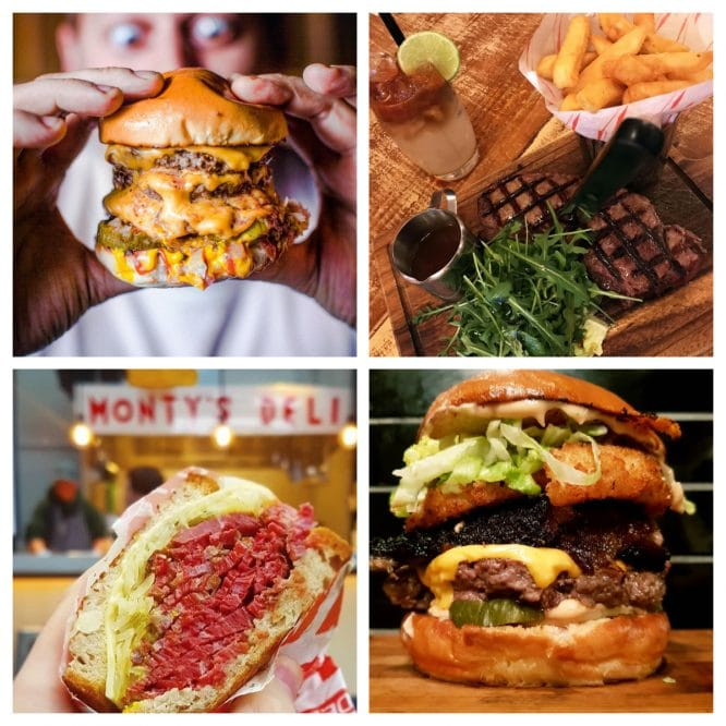 Meat Hoxton Restaurants