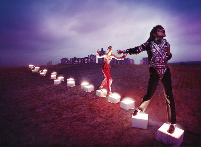 Exhibition of Michael Jackson Gallery