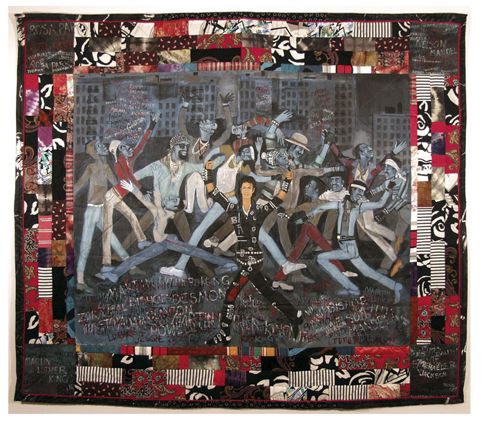 Michael Jackson art gallery