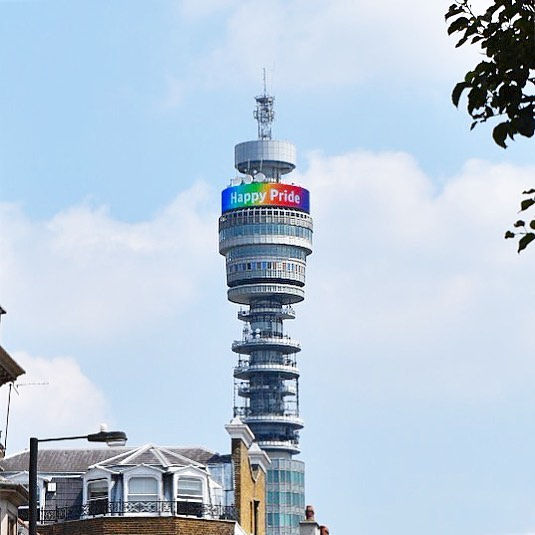 Visit the BT Tower