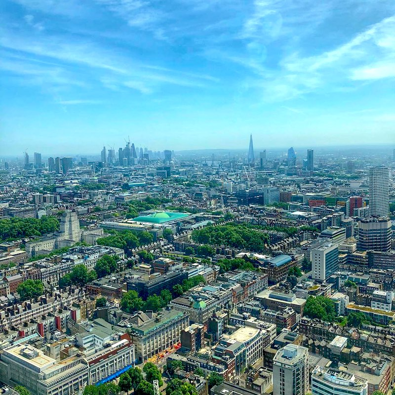 BT Tower View 2018