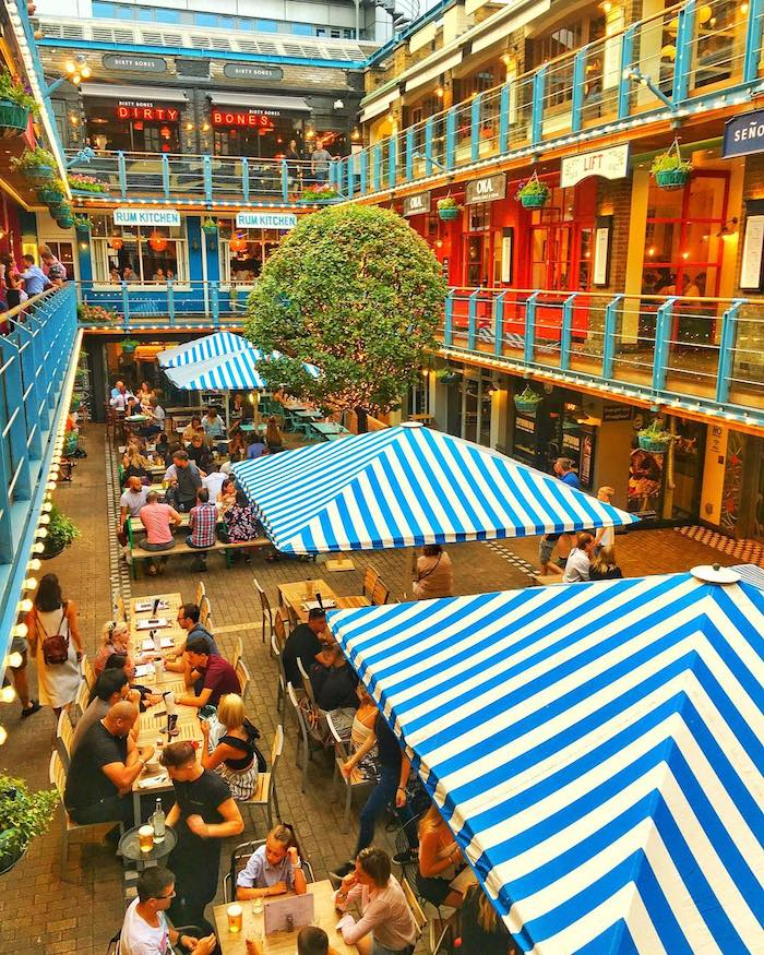 Kingly Court Soho