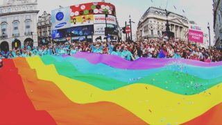 London Pride 2018 Times Map Route