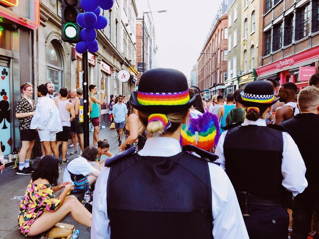 London Pride Photos
