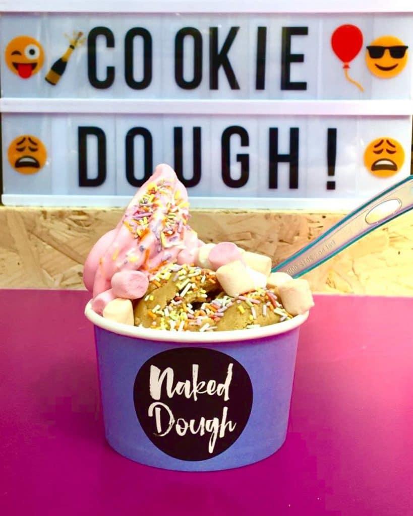 Naked Dough