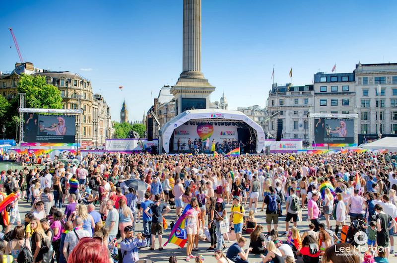 Pride London 2018 Information