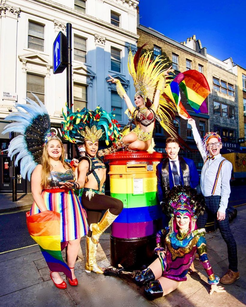 Pride in London 2018 Events